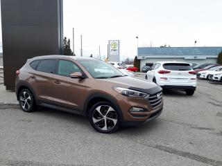 Used 2016 Hyundai Tucson 1.6L Premium 4 portes TI for sale in St-Félicien, QC