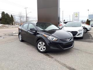 Used 2016 Hyundai Elantra Berline 4 portes, boîte automatique, L for sale in St-Félicien, QC