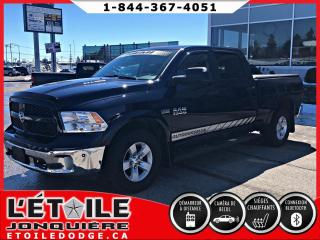 Used 2015 RAM 1500 Cabine multiplaces 4x4, Outdoorsman DEM for sale in Jonquière, QC