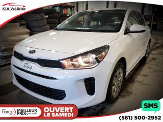 Used 2018 Kia Rio Lx+ A/c Cruise for sale in Québec, QC