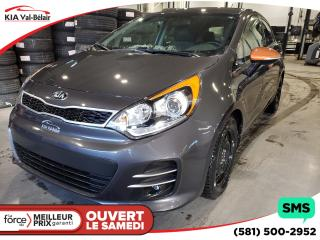Used 2016 Kia Rio Sx Caméra for sale in Québec, QC