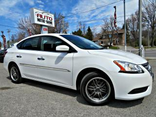 Used 2014 Nissan Sentra SV -- MAGS - BLUETOOTH - CRUISE -- for sale in Repentigny, QC