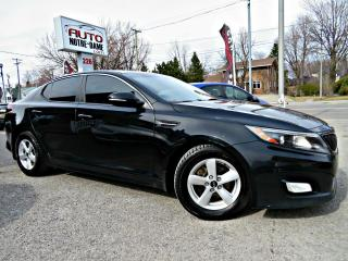 Used 2014 Kia Optima LX -- BLUETOOTH - SIEGES CHAUFFANTS -- for sale in Repentigny, QC