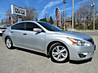 Used 2015 Nissan Altima 2.5 SV -- TOIT - CAM RECUL - BLUETOOTH - for sale in Repentigny, QC