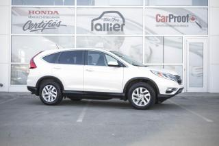 Used 2016 Honda CR-V SE AWD***GARANTIE 10ANS/200000KM*** for sale in Québec, QC
