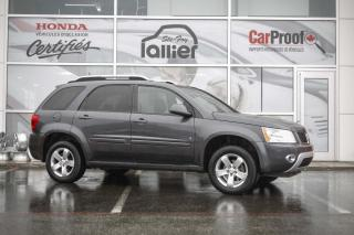 Used 2007 Pontiac Torrent AWD ***JAMAIS ACCIDENTE*** for sale in Québec, QC