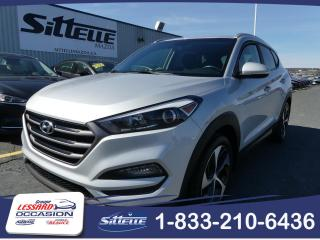 Used 2016 Hyundai Tucson PREMIUM, AWD 1.6 L TURBO MAGS 19PC for sale in St-Georges, QC