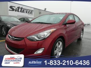 Used 2013 Hyundai Elantra GLS, TOIT OUVRANT for sale in St-Georges, QC