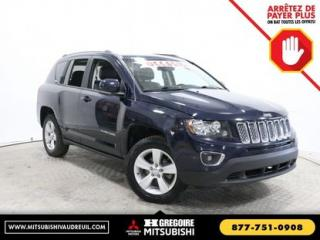 Used 2017 Jeep Compass High Altitude for sale in Vaudreuil-Dorion, QC