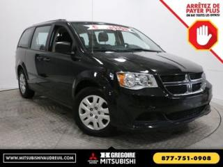 Used 2017 Dodge Grand Caravan Value Package for sale in Vaudreuil-Dorion, QC