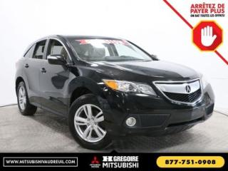 Used 2015 Acura RDX EDITION TECH. GPS for sale in Vaudreuil-Dorion, QC