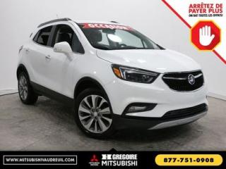Used 2017 Buick Encore AWD CUIR CAMERA for sale in Vaudreuil-Dorion, QC