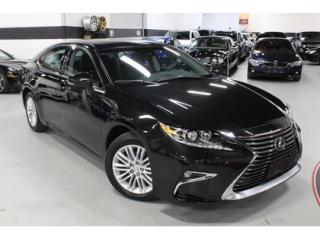 Used 2018 Lexus ES ES 350   1-OWNER   LOCAL VEHICLE for sale in Vaughan, ON