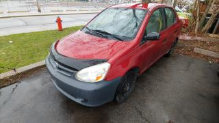 Used 2005 Toyota Echo 2005 Toyota Echo - 4dr Sdn Auto for sale in Hamilton, ON