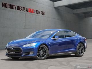 Used 2016 Tesla Model S 90D Autopilot,Hifi,Carbon Fiber,4G LTE, Smart Susp, EV for sale in Mississauga, ON