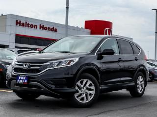 Used 2015 Honda CR-V SE 4WD for sale in Burlington, ON