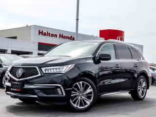 Used 2017 Acura MDX Elite 6 Passenger Pkg for sale in Burlington, ON