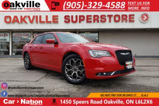 Used 2016 Chrysler 300 S AWD | PANO ROOF | NAVI | B/U CAM | LED for sale in Oakville, ON