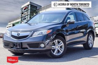 Used 2015 Acura RDX Tech at No Accident| Navigation|Bluetooth for sale in Thornhill, ON