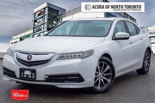 Used 2015 Acura TLX 2.4L P-AWS w/Tech Pkg No Accident| Remote Start for sale in Thornhill, ON