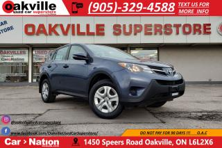 Used 2013 Toyota RAV4 LE | KEYLESS ENTRY | BLUETOOTH | AWD for sale in Oakville, ON