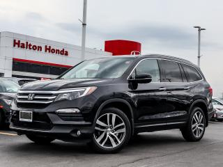 Used 2016 Honda Pilot TOURING|SERVICE HISTORY ON FILE for sale in Burlington, ON