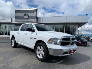 Used 2016 RAM 1500 SLT CREW 4WD 5.7L HEMI V8 ONLY 53KM for sale in Langley, BC