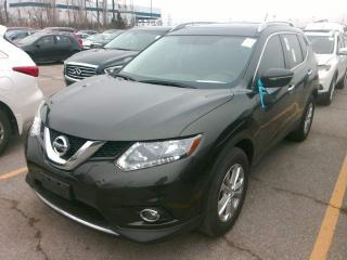 Used 2015 Nissan Rogue SV *Pano Roof/Bluetooth/Backup Cam for sale in Winnipeg, MB