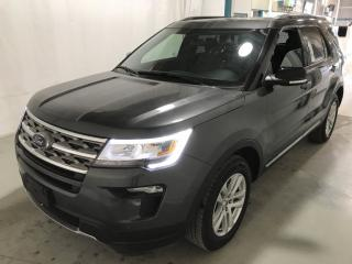 Used 2018 Ford Explorer XLT *AWD/Lthr/Roof/Bluetooth/Navi for sale in Winnipeg, MB