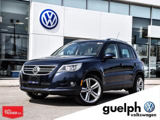 Used 2011 Volkswagen Tiguan COMFORTLINE for sale in Guelph, ON