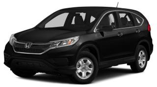 Used 2015 Honda CR-V LX for sale in Toronto, ON