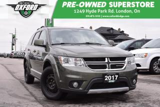 Used 2017 Dodge Journey SXT - One Owner, Snow Tires for sale in London, ON