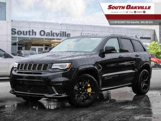 New 2018 Jeep Grand Cherokee TrackhawK|AUDIO PKG|LTHR|PANO ROOF|TOW GRP for sale in Etobicoke, ON