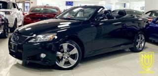 Used 2010 Lexus IS 250 C Convertible for sale in North York, ON
