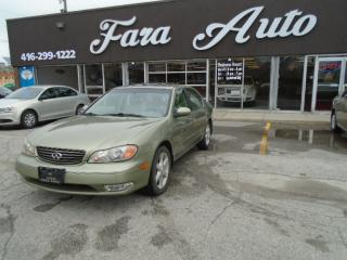 Used 2003 Infiniti I35 Luxury for sale in Scarborough, ON
