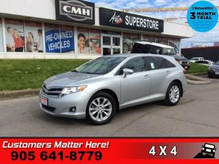 Used 2014 Toyota Venza Base  AWD 8W-P/SEAT DUAL-CLIMATE 19