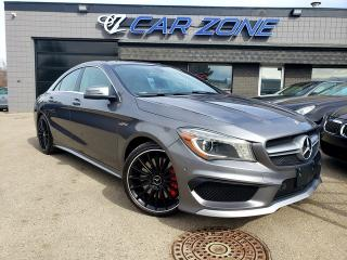 Used 2015 Mercedes-Benz CLA-Class CLA 45 AMG Performance Pack for sale in Calgary, AB