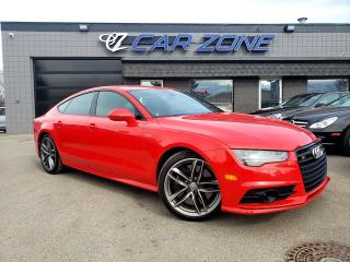 Used 2016 Audi S7 4.0T 500HP EASY LOANS for sale in Calgary, AB