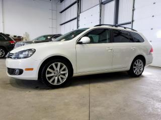Used 2013 Volkswagen Golf Wagon 4 portes TDI DSG Highline for sale in St-Eustache, QC