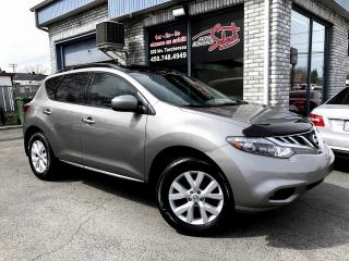 Used 2011 Nissan Murano Traction intégrale 4 portes SL Cuir Toit for sale in Longueuil, QC