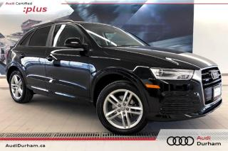 Used 2018 Audi Q3 2.0T Komfort + Nav | Rear Cam | Bluetooth for sale in Whitby, ON