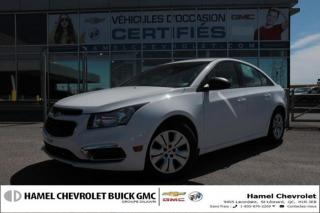 Used 2015 Chevrolet Cruze 2LS for sale in St-Léonard, QC
