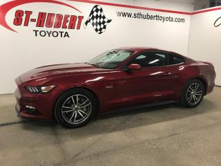 Used 2016 Ford Mustang Gt, 5.0 L for sale in St-Hubert, QC