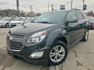 Used 2017 Chevrolet Equinox LT AWD|Rear CAM|Remote Start|Heated Seats| for sale in Mississauga, ON