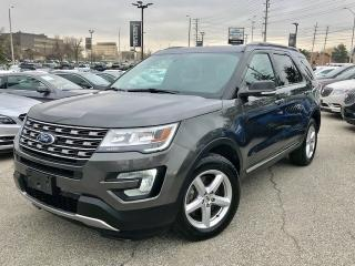 Used 2017 Ford Explorer XLT HEATED LEATHER|DUAL SUNROOF REMOTE START|4X4| for sale in Mississauga, ON