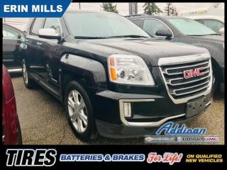 Used 2017 GMC Terrain SLE-2 AWD Heated Seats|Rear CAM|Pioneer Sound|LOW for sale in Mississauga, ON