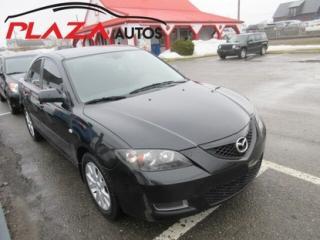 Used 2008 Mazda MAZDA3 GX for sale in Beauport, QC