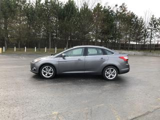 Used 2013 Ford Focus Titanium FWD for sale in Cayuga, ON