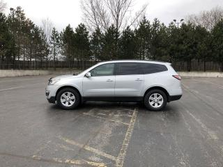 Used 2014 CHEV TRAVERSE 1LT AWD for sale in Cayuga, ON