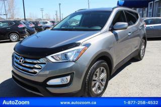 Used 2015 Hyundai Santa Fe Sport Premium **WOW**WOW** FINANCEMENT FACILE !!! for sale in Laval, QC